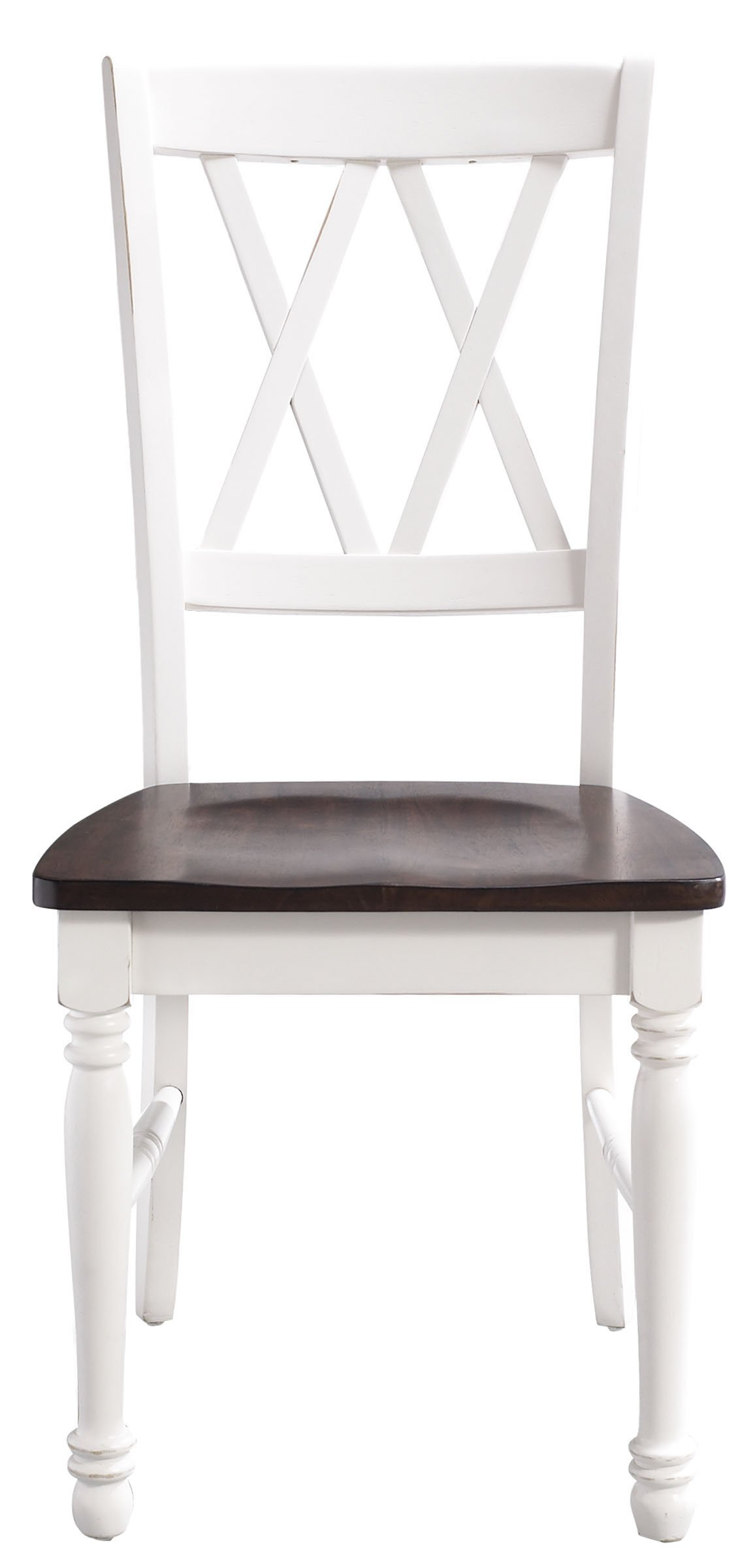 Crosley Furniture CF501018-WH Shelby Dining Chairs (Set of 2), White by Crosley Furniture (Image #3)