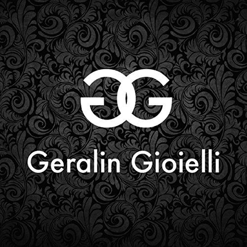a7986b71a4d7 El servicio durable geralin Gioielli Mujer Pendientes Grandes Oro Pendientes  de aro espirales Fashion Pendientes Vintage