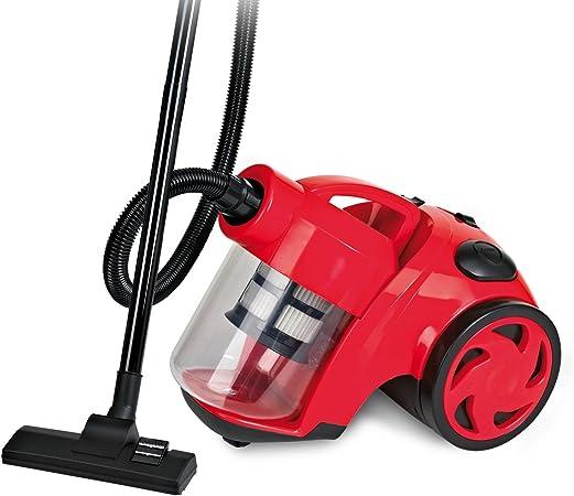 Winkel WS9 WS9-Aspiradora sin Bolsa, Color Rojo, 1400 W: Amazon.es: Hogar