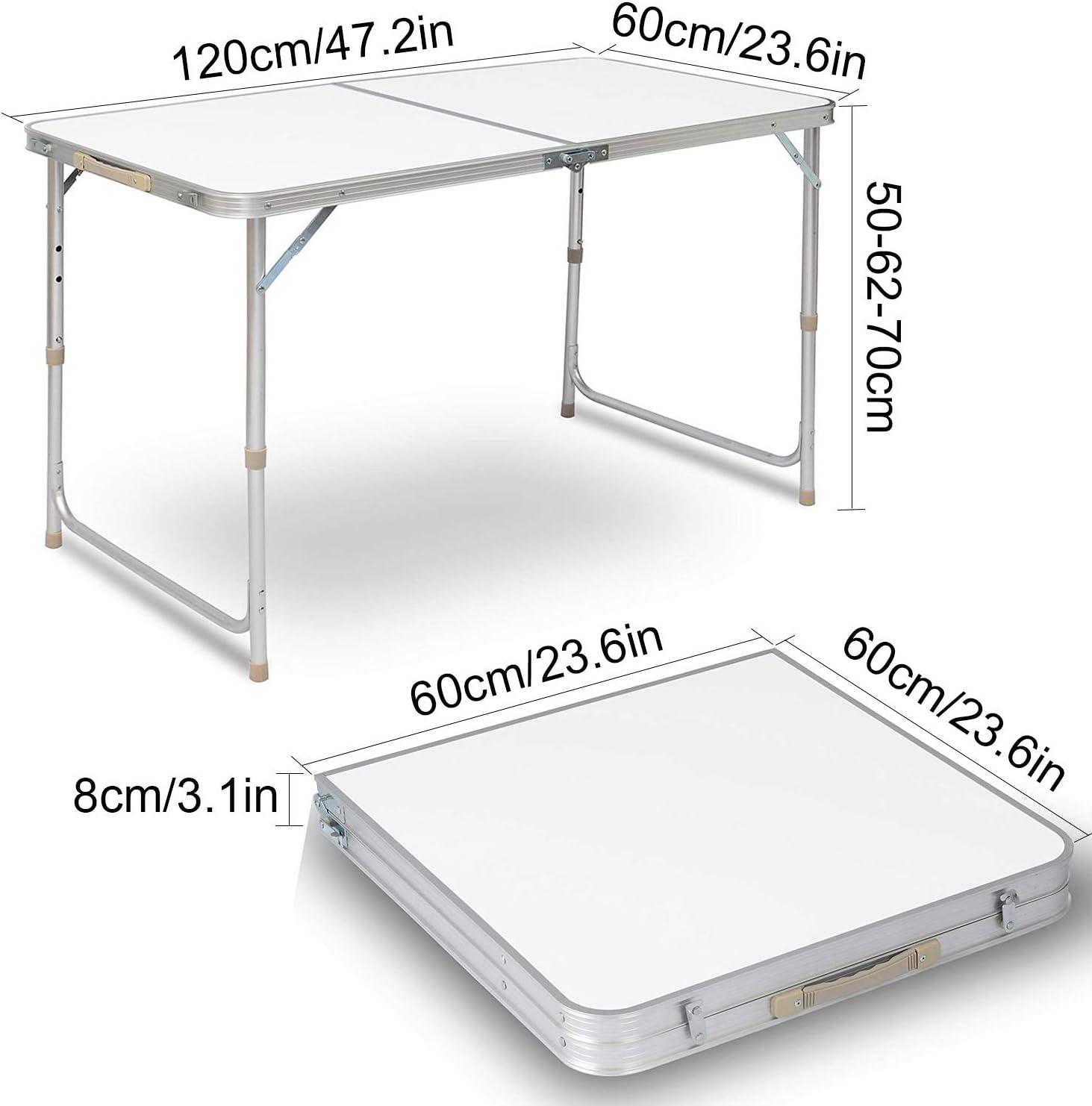 50,8x 61cm Double Bras Aluminium Chevalet Conda Art Chevalet de table Tri-pod écran avec pieds en caoutchouc Noir 50x 61cm