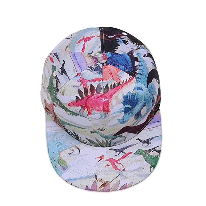 5fa5fd75eac World Map Snapback 3D Thermal Printing Casual Caps Flat Street Dances  Baseball Hat  Amazon.in  Clothing   Accessories