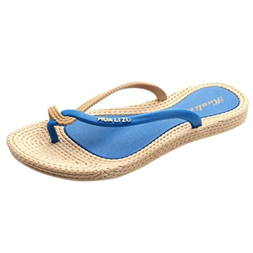 belle scarpe uomo ultimo stile MissFox Hawaiana Infradito Donna Ciabatte per Piscina ...
