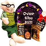 Art of Appreciation Gift Baskets Hillarious Over The Hill Birthday Gift Box, Hot Grandpa