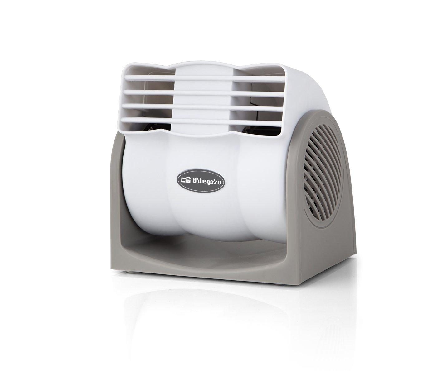 Orbegozo TM Ventilador de sobremesa potencia W velocidades cabezal orientable