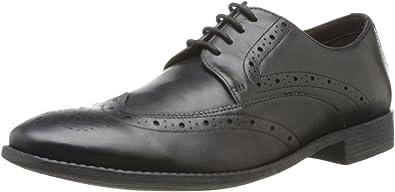TALLA 44.5 EU. Clarks Chart Limit, Zapatos de Cordones para Hombre