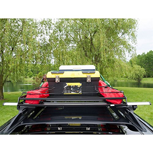 Slim Low Profile Car Roof Rack Camping Cargo Basket Buy