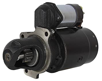 amazon com new starter motor fits teledyne wisconsin engine thd tj Wisconsin V 4 Engine