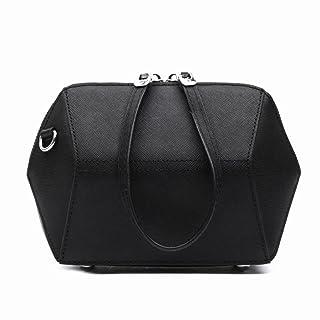 YTTY Femmina borsa a tracolla multifunzionale zaino piccolo borse moda femminile pacchetto, grigio