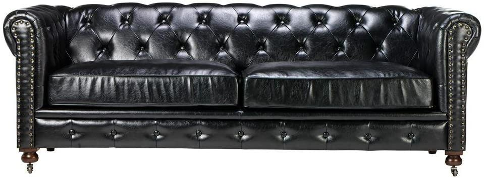 Amazon Com Home Decorators Collection Gordon Tufted Sofa 32