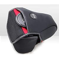 Neoprene DSLR Camera Protective Pouch Case for - Canon EOS R/EOS RP +24-105mm Lens; Canon 80D 70D 60D 760D 750D 77D 800D 750D 760D 650D 600D +18-135mm STM Lens/ 15-85mm Lens/ 18-55mm STM Lens.
