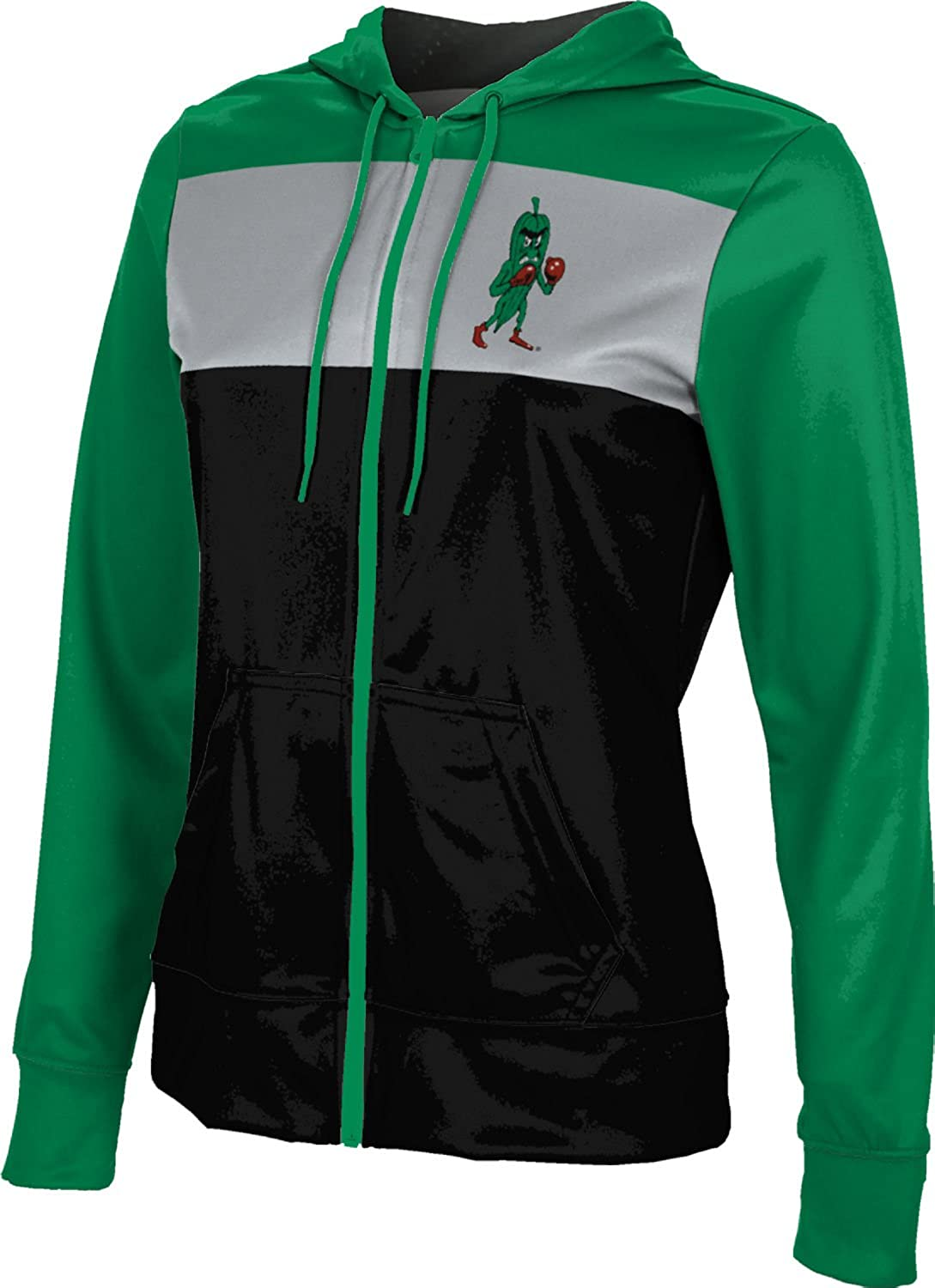 ProSphere Delta State University Girls' Full Zip Hoodie - Prime