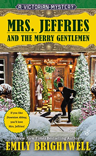 book cover of Mrs. Jeffries and the Merry Gentlemen
