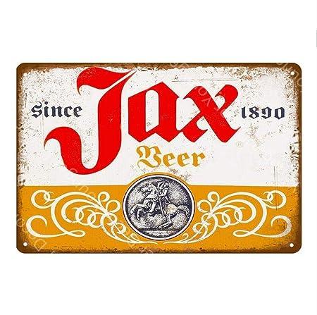 shovv Saludos Cerveza Carteles de Chapa Pintura Arte Cartel ...