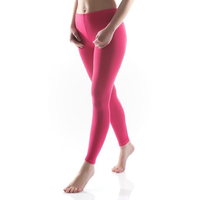 3 opinioni per Leggings Ragazze Colorate Pantaloni Lunghe Leggings del Cotone in Diversi Colori