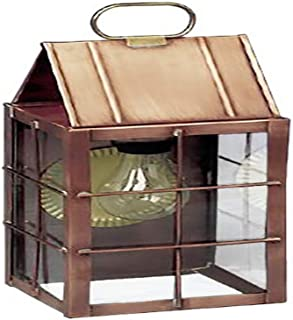 product image for Brass Traditions 321 SHAC Medium Wall Lantern 300 Series , Antique Copper Finish 300 Series Wall Lantern