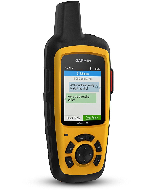 Garmin InReach SE+ GPS Bundle w/ Car Charger, Micro USB, Gadget Bag and more by Garmin (Image #4)