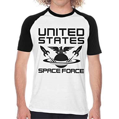 17116936a United States Space Force Spaceforce Raglan Shirts,Short Sleeve Baseball T- Shirt,Summer