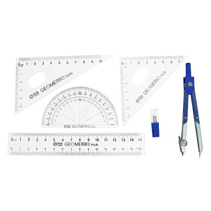 Risultati immagini per angle ruler compass set