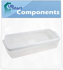 W10321304 Refrigerator Door Bin Replacement for Whirlpool ED5PVEXWS02 Refrigerator - Compatible with WPW10321304 Door Bin