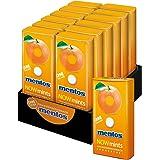 Mentos NOWmints Orangengeschmack, 2er Pack ( 12 x 18 g)