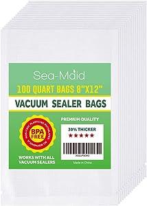 Vacuum Sealer Bags for Food 8