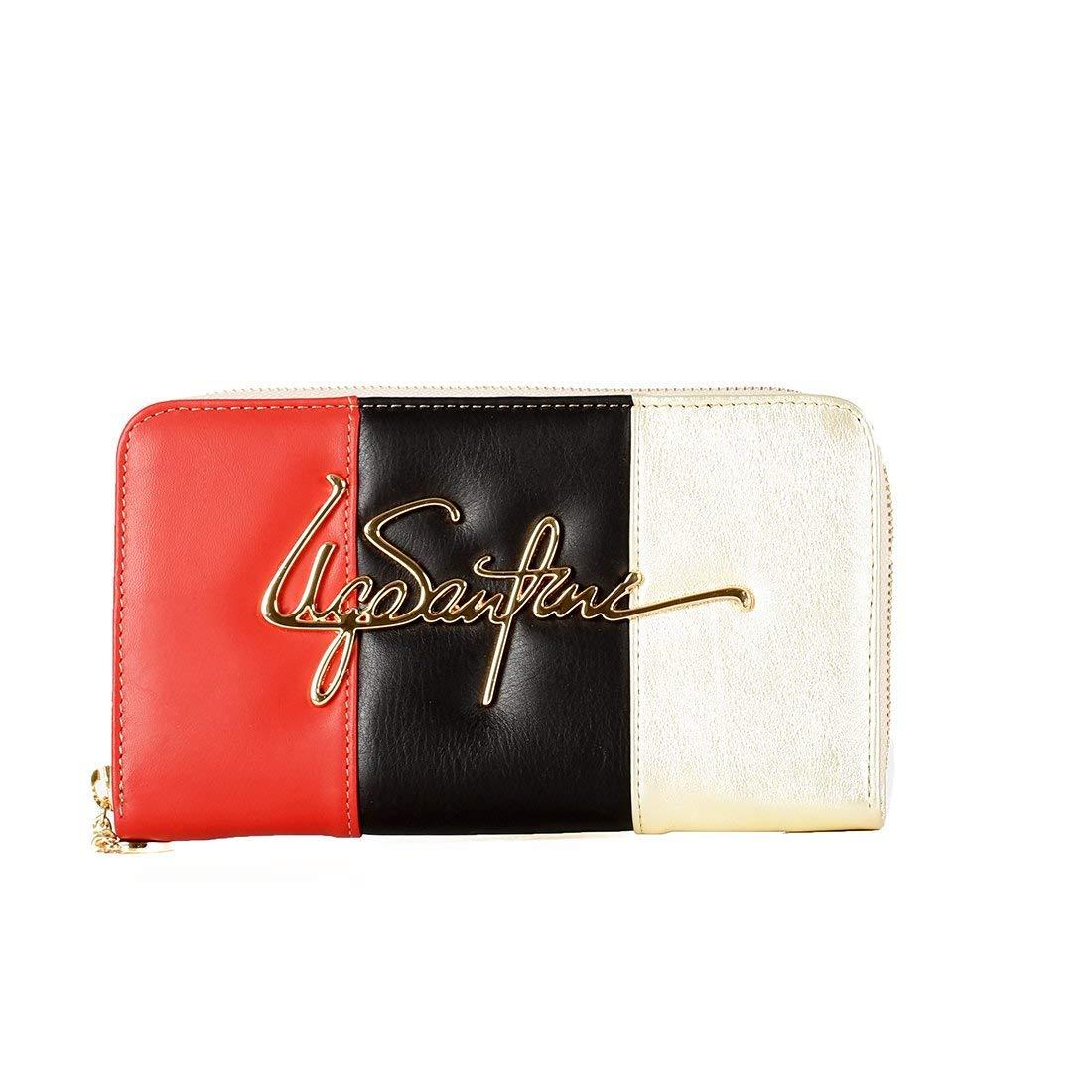 Ugo Santini Italian Leather...