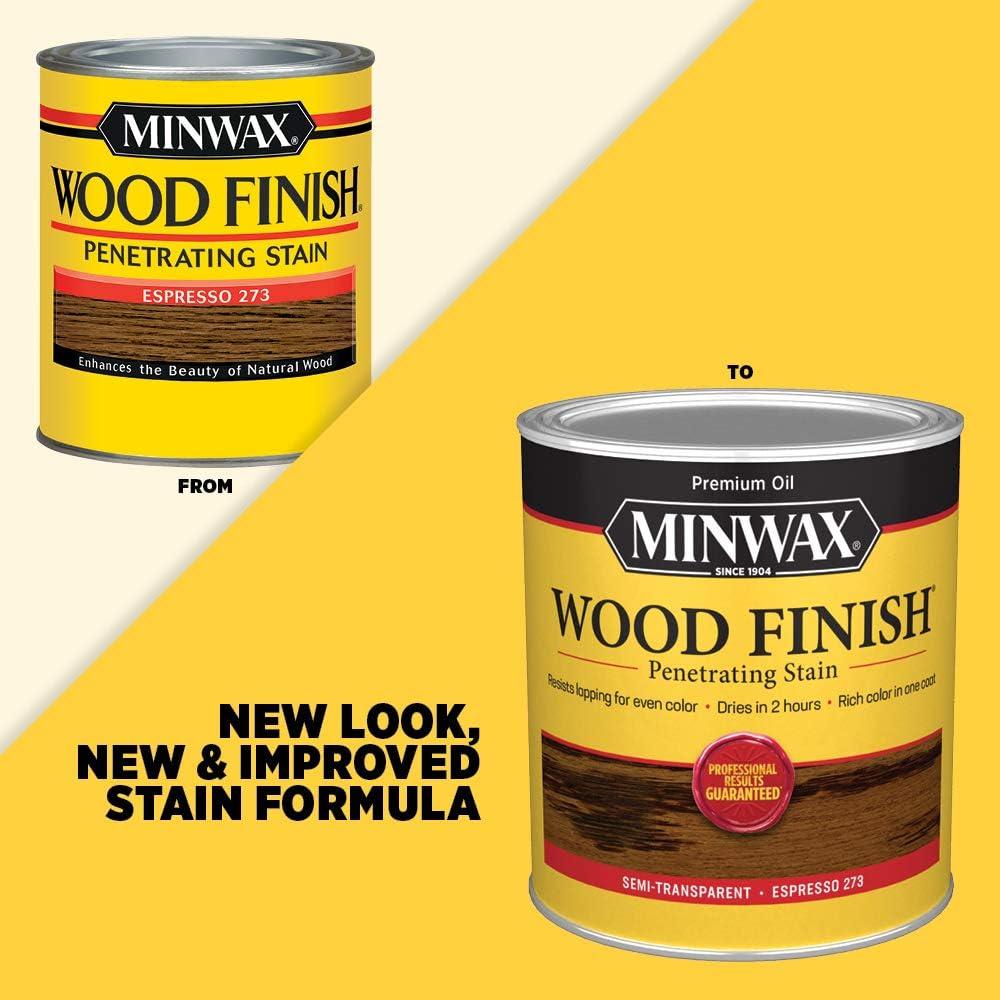 Minwax .50 Pint Jacobea Finition int-rieure en bois Wood Stain 22750