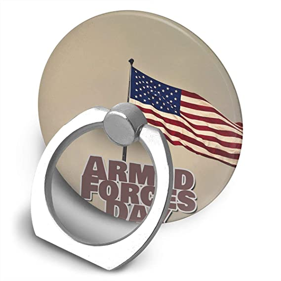 amazon com cell phone finger ring holder armed forces day 360
