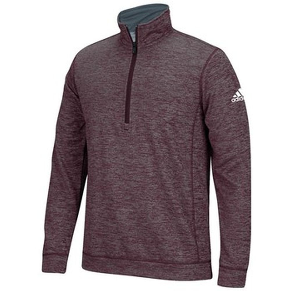 adidas quarter zip. amazon.com: adidas mens climawarm team issue 1/4 zip long sleeve: clothing quarter b