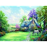 Ceaco Thomas Kinkade Inspirations - A Perfect Summer Day Puzzle