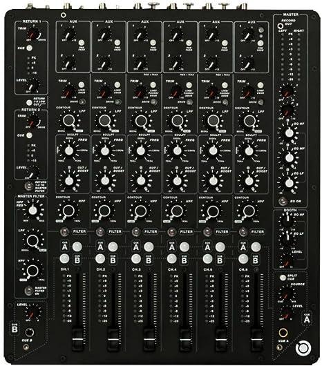 Allen & Heat Playdifferently - Mesa de mezclas para DJ, modelo 1 ...