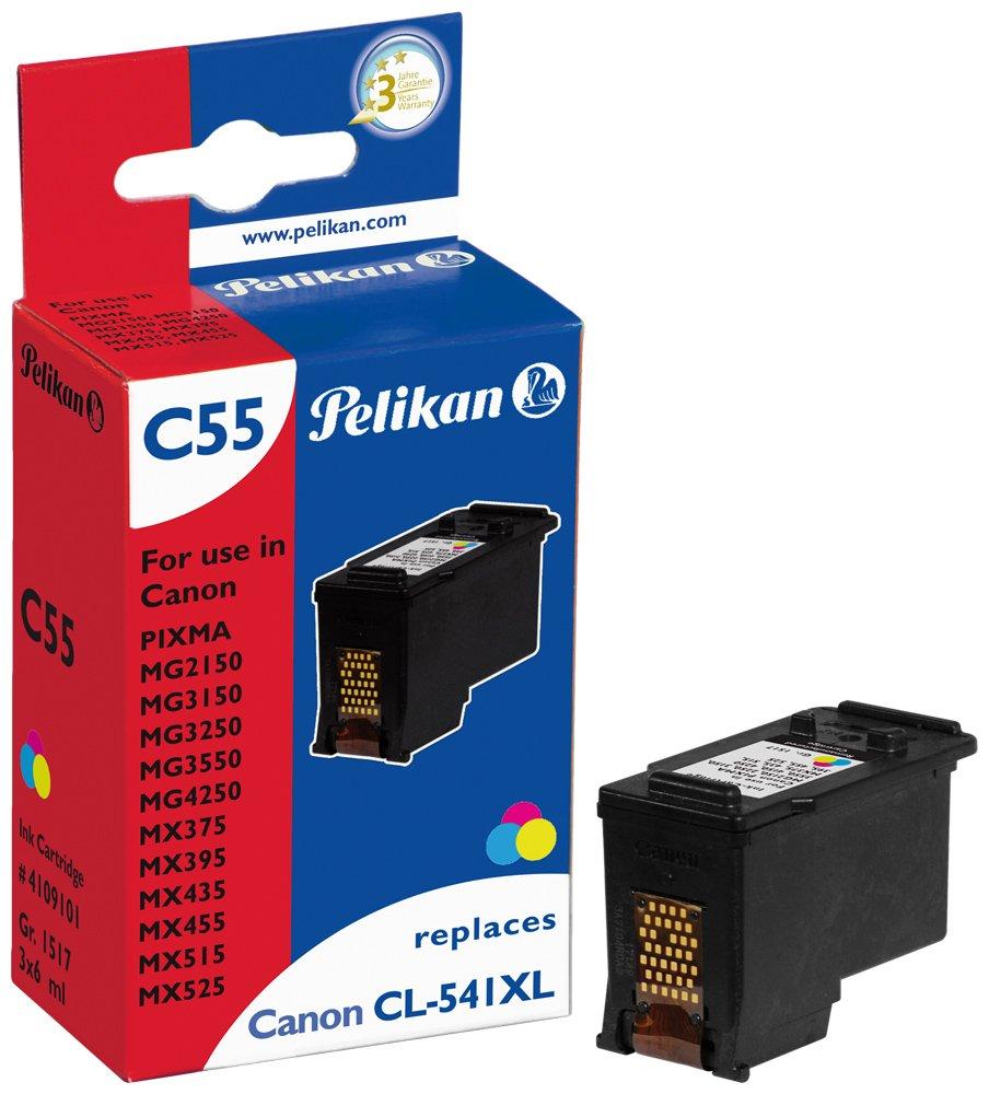 Pelikan 4109101 - Cartucho de tinta Canon Pixma MG4250 - CLI ...