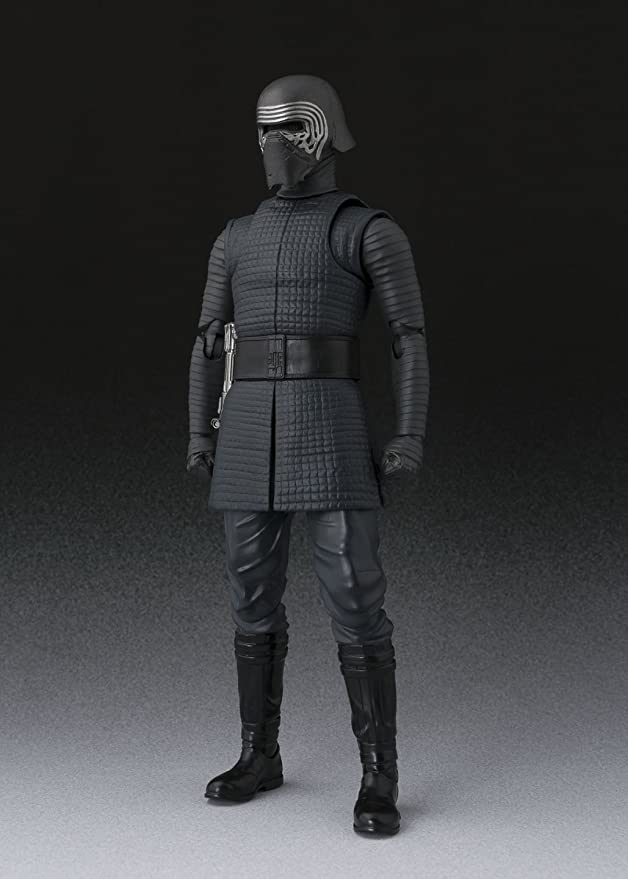 S.H.Figuarts Star Wars The Last Jedi KYLO REN Action Figure BANDAI NEW Japan