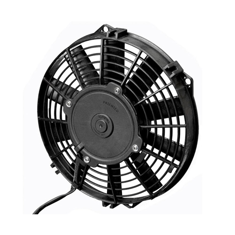 Spal 30100392 9' Straight Blade Low Profile Fan