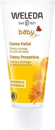 Cuidado para la piel del bebé: Los extractos de Caléndula y Manzanilla BIO calman y regeneran irrita