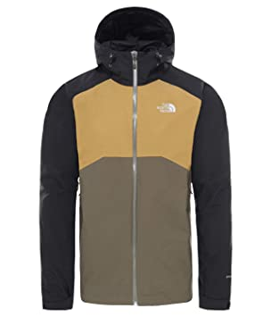 The North Face M Stratos Chaqueta, Hombre: Amazon.es ...