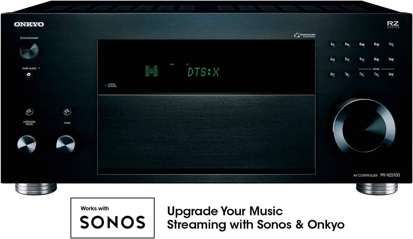 Onkyo PR-RZ5100 THX-Certified 11.2 Channel Network Pre-Amplifier