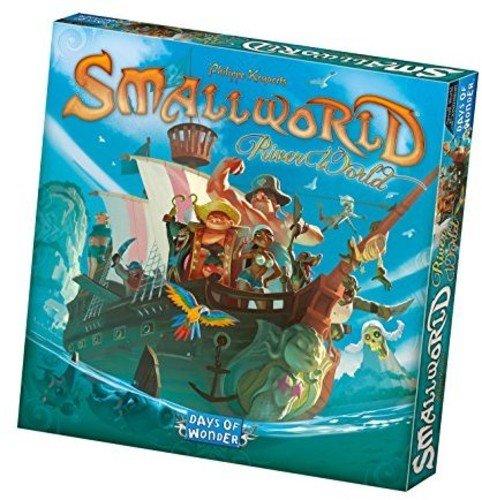 Days of Wonder Small World: River World ()