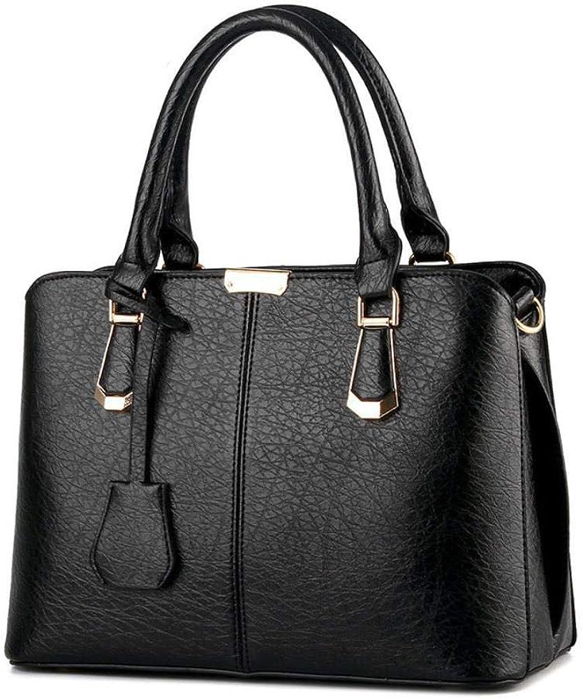 Women Leather Handbags Medium Shoulder Bags Women Messenger Bag Female Tote Women