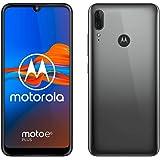 "Motorola Moto E6 Plus (pantalla 6,1"" max vision, doble cámara de 13 MP, 32GB/2 GB, Android 9.0, Dual SIM) Gris Gunmetal…"