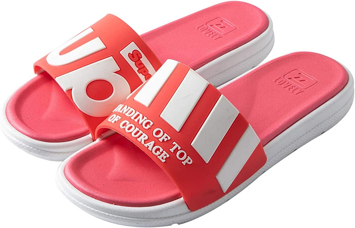 Amazon.com | NEAT Athletic Sport Slide Sandal, Women and Men, Slip-On, PVC  Durable Sole, Non-Slip, Odor-Resistant, Anti-Fatigue, Simple Design for  Home/Outdoor/Beach/Shower/Pool/Gym | Slides