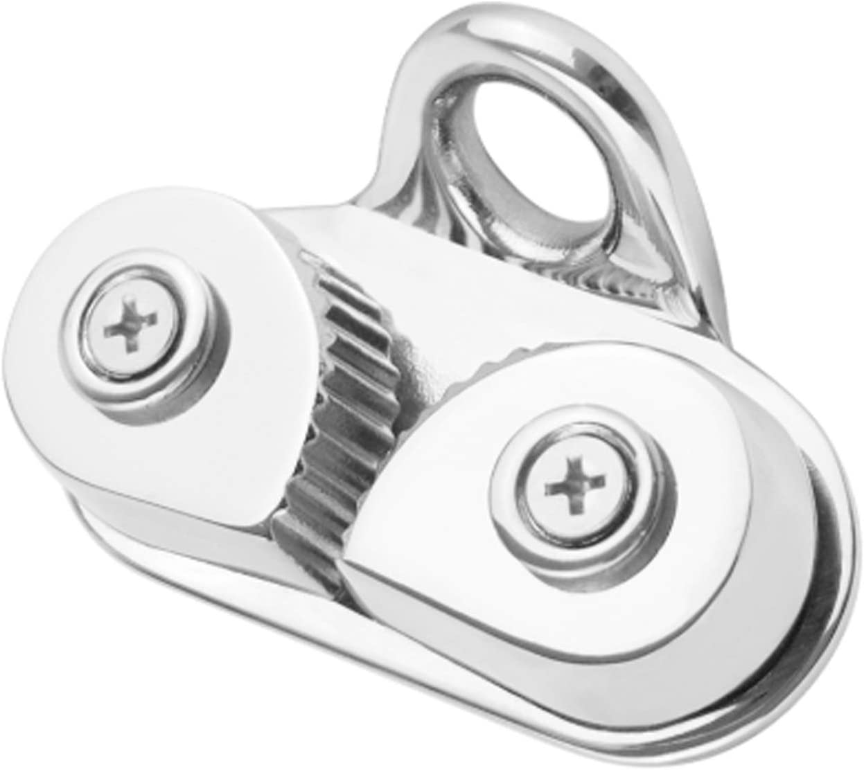 Marine Grade 316 Cam Cleat With Leading Ring Boat Cam Cleats For Marine Sailboat