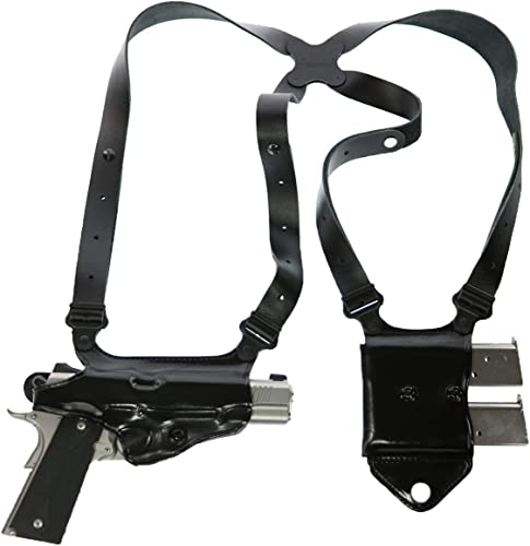 Galco Miami Classic II Shoulder System for Glock 17