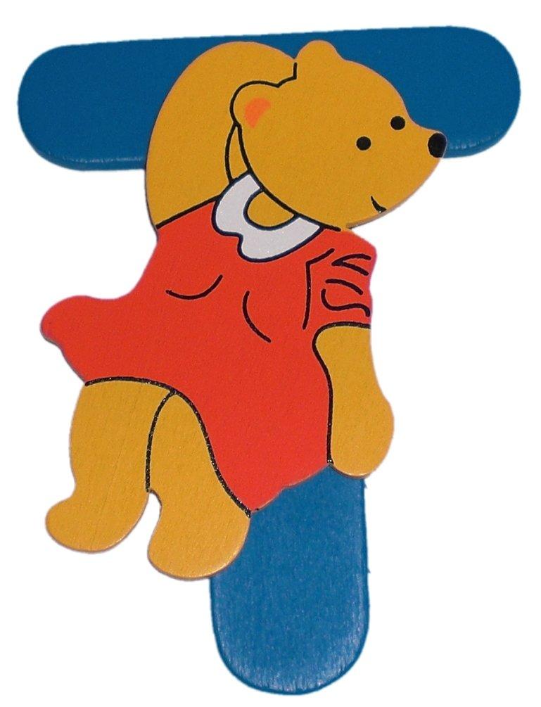 A-Z set of 27 zum Spielen f/ür Kinder und Babys Schule INDIGOS UG Motiv Tiere f/ür das Kinderzimmer Kindergarten Holzbuchstabe Basteln und Sammeln