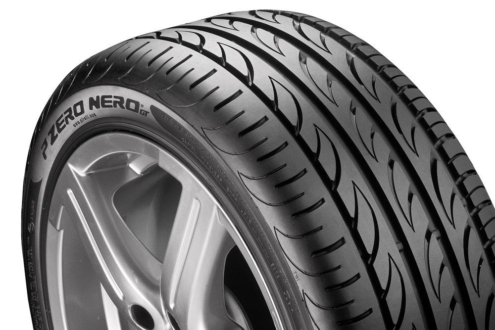 255//35//R18 94Y E//B//73 Pirelli P Zero Nero GT Summer Tire
