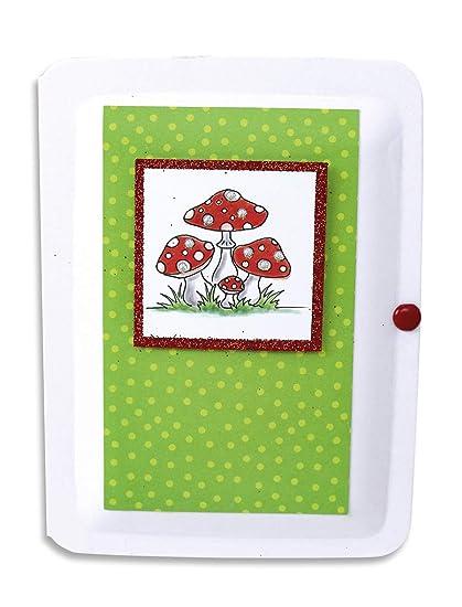 Tarjeta plegable, tarjeta de felicitación en 3D, tarjeta de ...