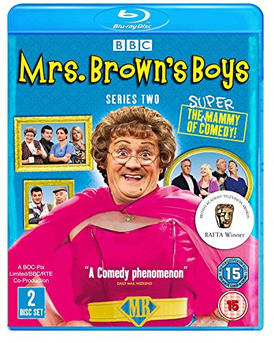 Mrs Brown's Boys: Series Two [Blu-ray]