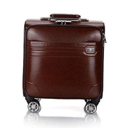 d438adaf6d11 Amazon.com: GJF Mini Suitcase, Lightweight Boarding Box, New Unisex ...