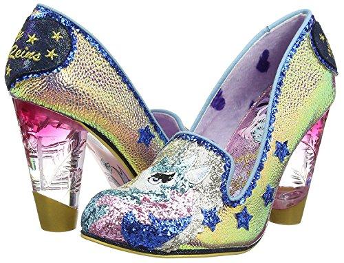 Misty Shoes Lady Heels Womens 39 Irregular Hi Choice Gold E0Snn7Uq