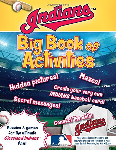 Cleveland Indians: The Big Book of Activities (Hawk's Nest Activity (Cleveland Indians Puzzle)